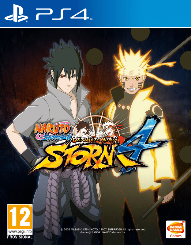 Naruto Ultimate Ninja Storm 4 Ps4 : naruto, ultimate, ninja, storm, Naruto, Shippuden:, Ultimate, Ninja, Storm, (PS4), Cheap, SmartCDKeys