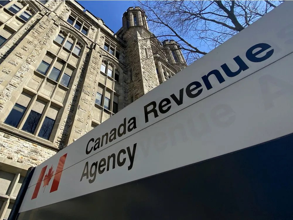 The Canada Revenue Agency has the authority to take action against a person if they suspect an individual with a tax debt provided a