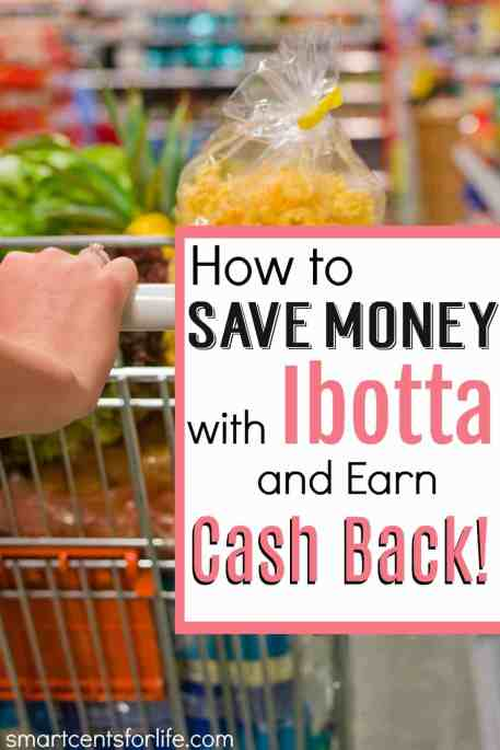 How to Save Money with Ibotta and Earn Cash Back! Ibotta is a great app to save and make money! These tips will show you how you can save money on groceries and earn cash back!