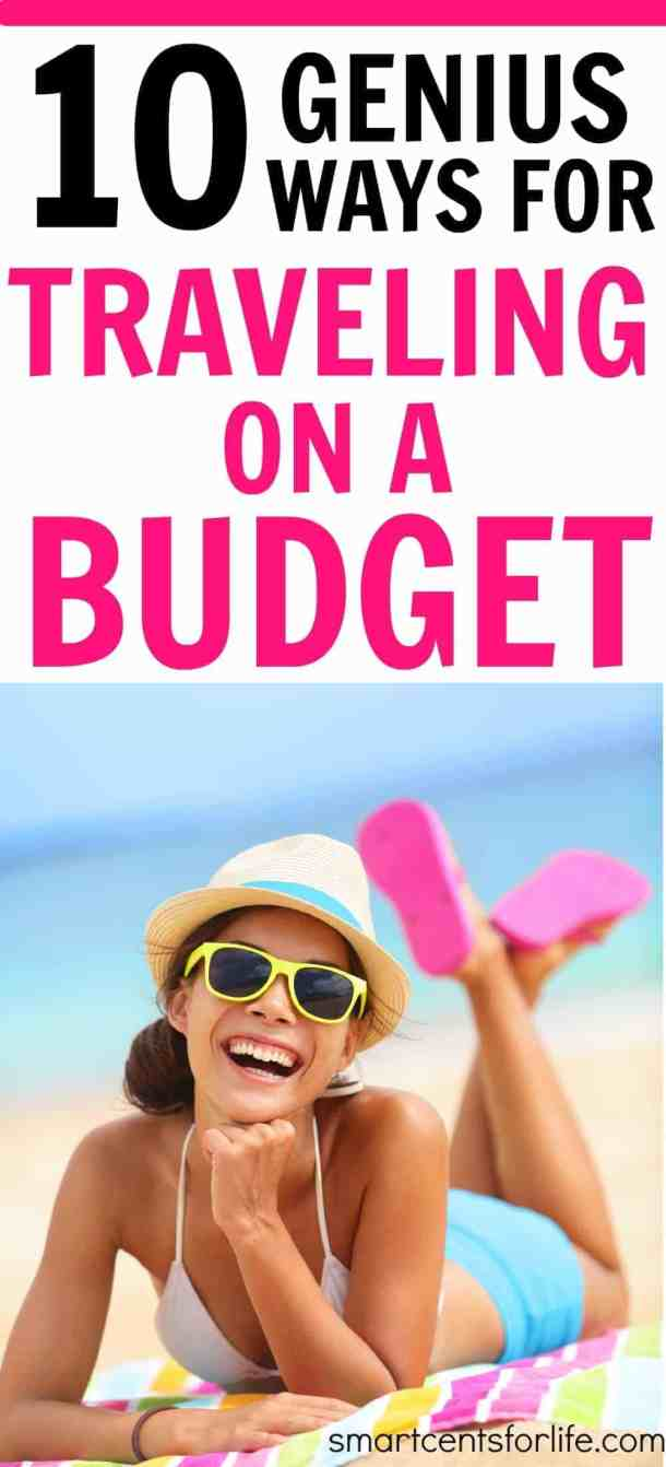 This guide will show you how to travel on a budget without spending a fortune on your next vacation. Here are 10 tips for traveling on a budget. Learn these tips and tricks and save a lot of money on your family vacation trips!