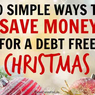 10 Simple Ways To Save Money For Christmas