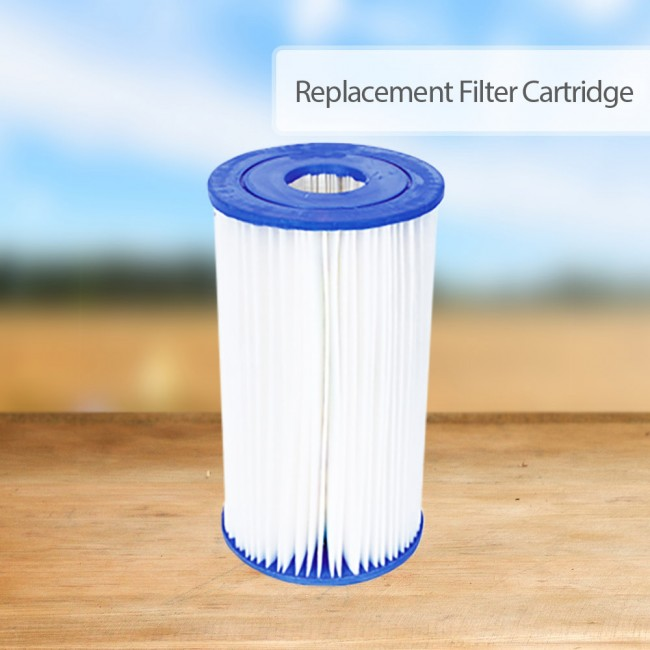 New Bestway Cartridge Filter For Above Ground Swimming