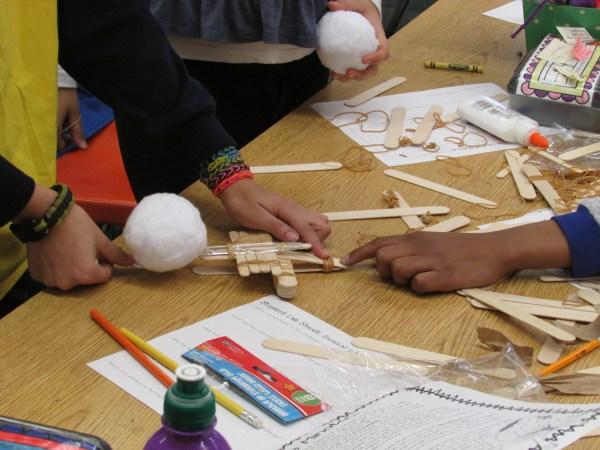 Snowball Catapults Stem Challenge Smart Chick Teacher