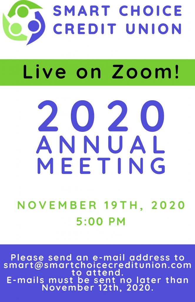 2020 Annual Members Meeting