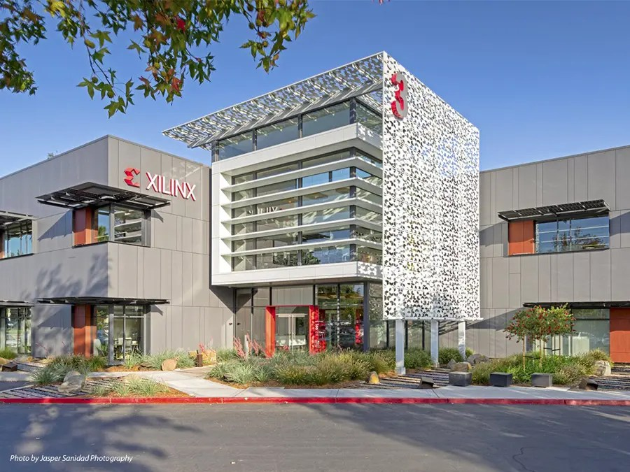 Xilinx Headquarters Building 3 | SMARTci by A2P