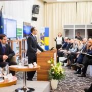 """Začiatkom februára 2018 sa konal už štvrtý ročník konferencie """"Slovensko na ceste k Smart Cities""""."""