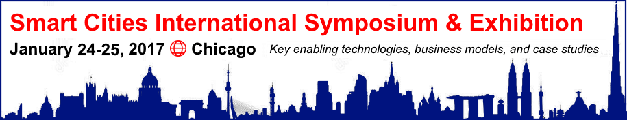 Smart Cities International Symposium & Exhibition Chicago Smart Cities