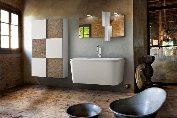 Mobili bagno moderni quali scegliere per un ambiente