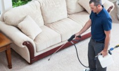 Pre-Spray Professional Carpet Cleaning Services