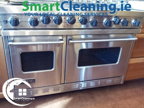 Professional Oven Deep Cleaning
