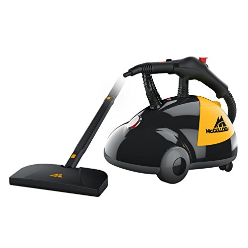Mcculloch Heavy Duty Portable Steam Cleaner
