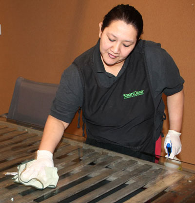 SmartClean Iowa Cleaning & Maintenance