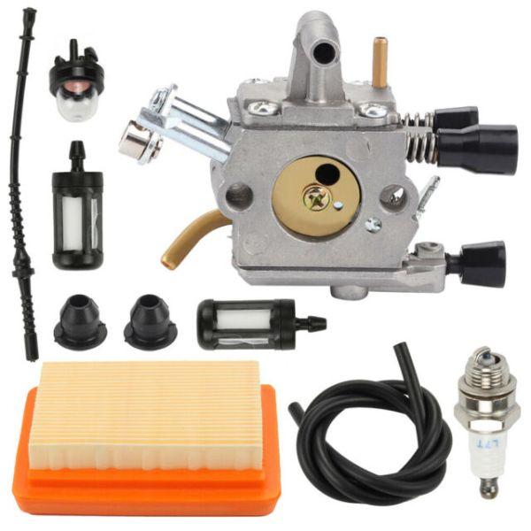 Карбюратор для мотокосы Stihl FS 400, 450 (41281200607)