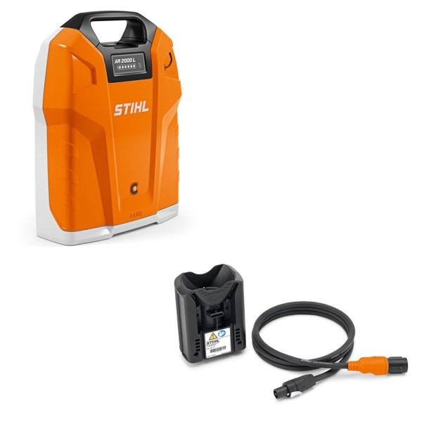 Аккумулятор Stihl AR 2000 L Set, 1015 Вт/ч (48712000000)