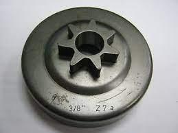 Цепная звездочка 3/8″ 7 зубьев STIHL MS 650, MS 651 (11226402002)
