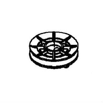 Шкив (шайба) для привода VIKING (63367041000)