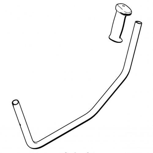 Трубчатая рукоятка STIHL (41377901701)