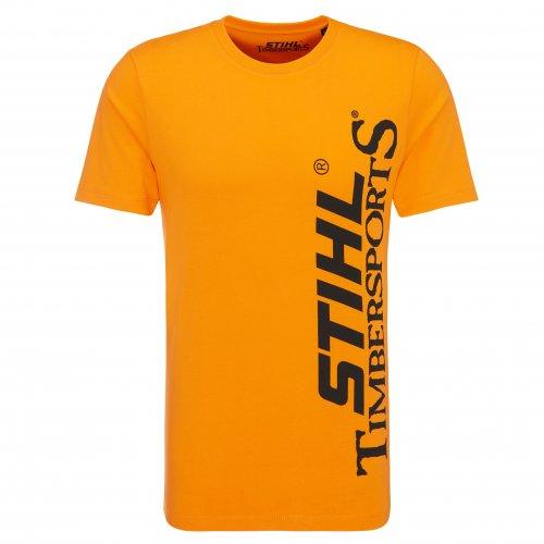 "Футболка ""STIHL Timbersports"" оранжевая, р. XS (04205000044)"