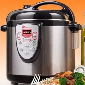Secura 6-in-1 Electric Pressure Cooker