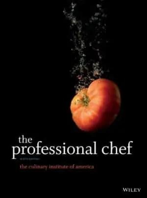 The Professional Chef Cookbook