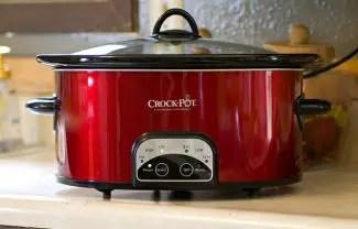 Oval Programmable Crock Pot