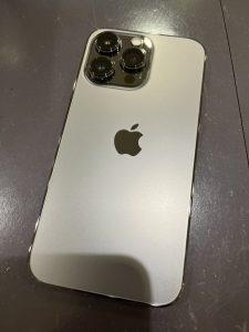 iPhone13 ガラスコーティング 裏