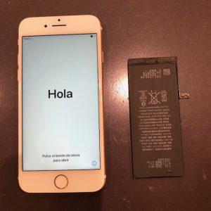 iPhone6 バッテリー交換修理