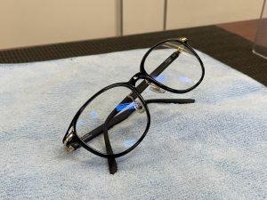 メガネ ガラスコーティング