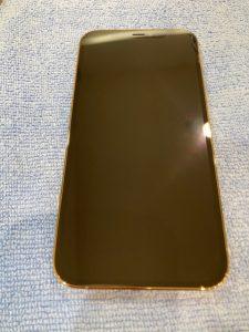 iPhone12Pro スマホガラスコーティング