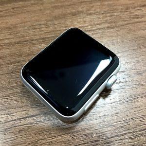 ガラスコーティング後のApplewatch