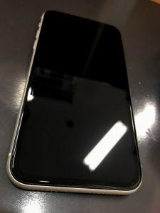 ガラスコーティングをしたiPhone11