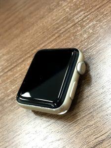 Apple watchのガラスコーティング