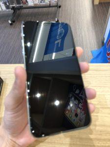 iPhoneXR ガラスコーティン