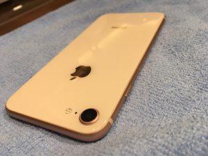 Aiphone8ガラスコーティング