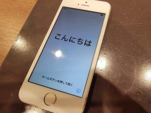 iPhoneSE ガラスコーティン