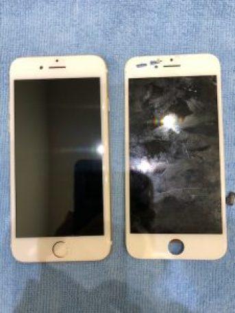 iPhone7の画面交換