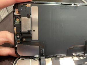 iPhone11の画面割れ修理