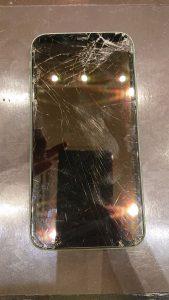iPhoneXS 画面交換