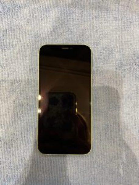 iPhone12miniのガラスコーティングにお越し頂きました