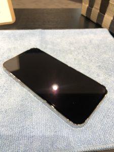 iPhone12pro ガラスコーティング施工