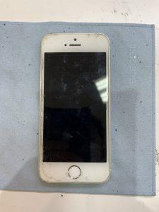 電源が点かなくなったiPhone5s