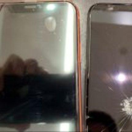 タッチが効かない iPhoneXR
