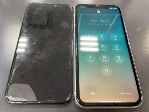 液晶修理iphonex