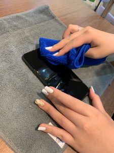 アイフォン 11 イレブン Ⅺ ガラス コーティング