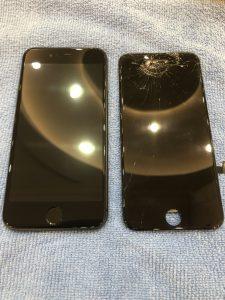 iPhoneSE2液晶交換