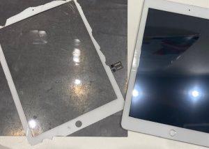 iPad第六世代 フロントガラス交換