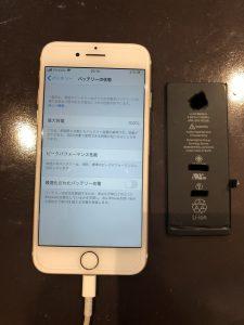 iPhone6/6sシリーズもバッテリー交換すればまだまだ使うことが可能です🙆iPhone6sバッテリー交換/関市からのご来店