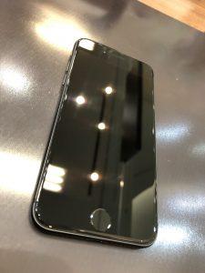 iPhone8ガラスコーティング