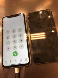iPhoneXR液晶交換