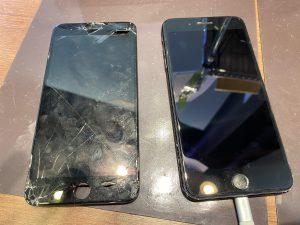 iPhone7P画面修理